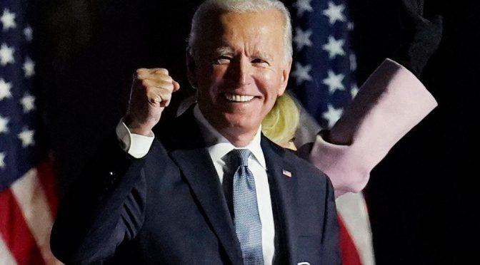 Biden deja huella en los mercados en sus primeros 100 días
