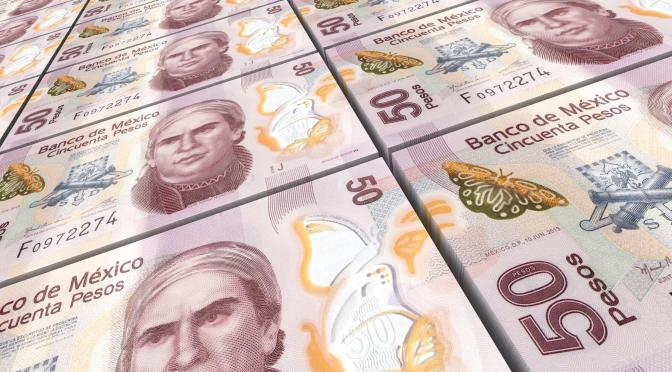 Semana de consolidación de ganancias para el peso mexicano – Análisis