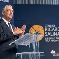 Nace el centro Ricardo B. Salinas Pliego