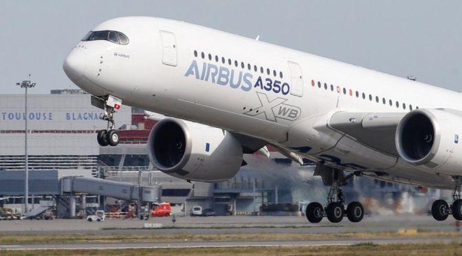 Airbus se adhiere al plan para aumentar la producción de aviones
