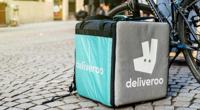 Deliveroo aumenta a medida que los inversores minoristas se unen al comercio