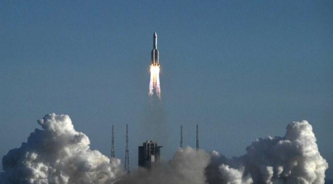 Nueva nave lunar china llevará tecnología francesa y rusa al espacio