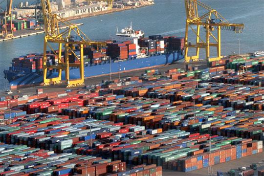 Importaciones de bienes de Irlanda desde Gran Bretaña caen un 53% en febrero