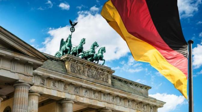 Economía alemana se contrajo un 1.8% en el primer trimestre debido al bloqueo