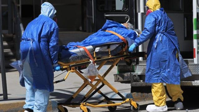 Sube a 212,466 el número de muertes confirmadas por coronavirus en México