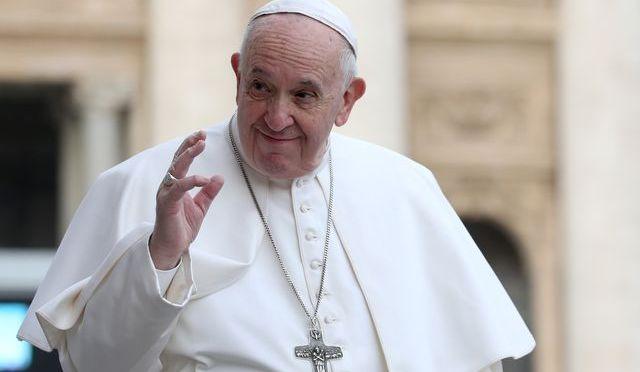 Papa oficia misa de Jueves Santo, no estará en el servicio de la Última Cena