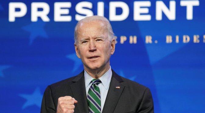Menos del 3% de las pequeñas empresas estadounidenses podrían enfrentar aumentos de impuestos bajo el plan Biden