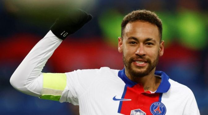 Neymar contraataca a Nike por investigación de agresión sexual