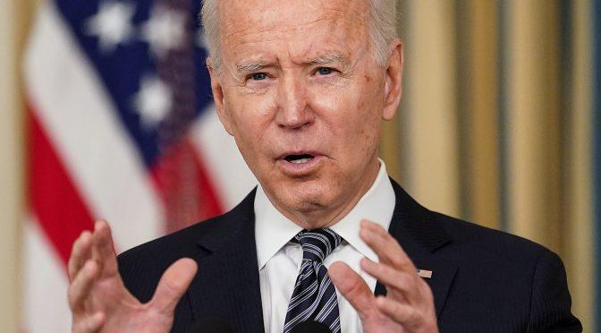 Biden está dispuesto a aceptar una tasa de impuesto corporativo del 25%