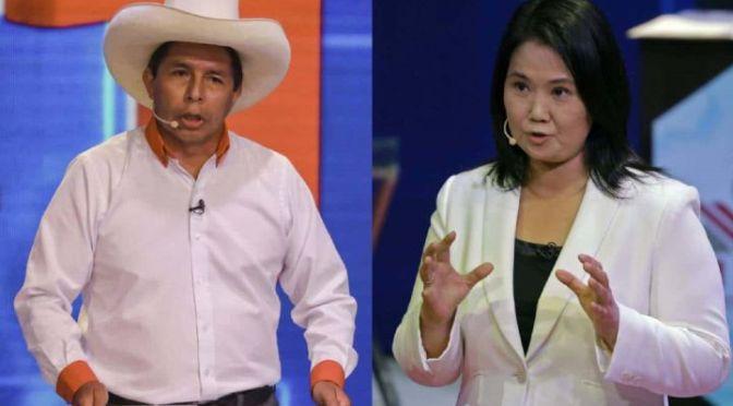 Carrera presidencial de Perú se aprieta mientras los candidatos luchan por los votantes pobres e indecisos
