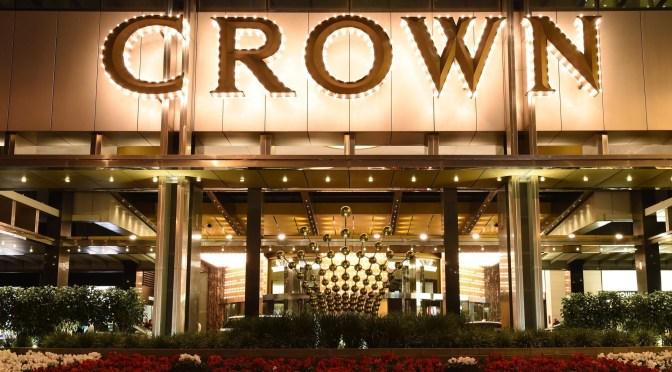 Crown Resorts desprecia la oferta de Blackstone de 6,500 millones de dólares
