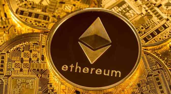 Ethereum pasa los 4,000 dólares para alcanzar récord