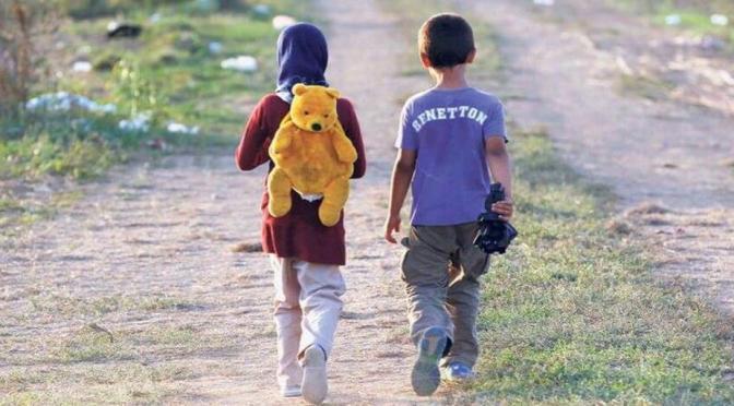 Cae número de niños migrantes solos en frontera de Estados Unidos