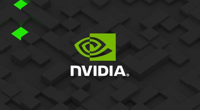 Nvidia establece una división de acciones 4 por 1