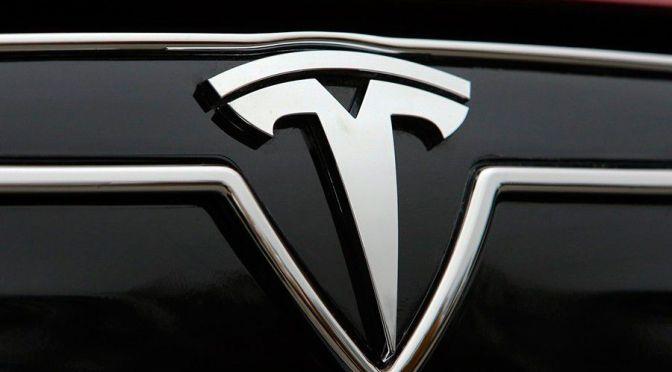 Tesla establece un sitio en China para almacenar datos localmente