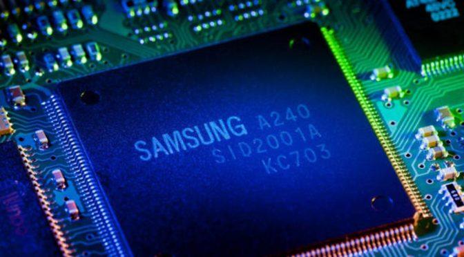 Samsung aumenta la inversión en chips sin memoria a 151 mil millones de dólares