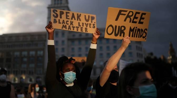 Empresas estadounidenses nombran más directores negros después de las protestas por la justicia social