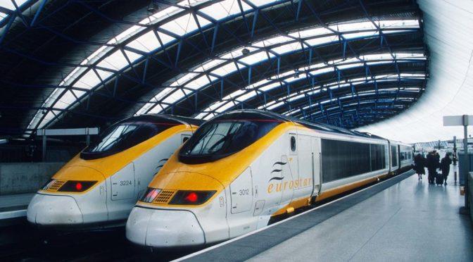 Eurostar asegura un acuerdo de refinanciación de 250 millones de libras para gestionar la crisis de COVID-19