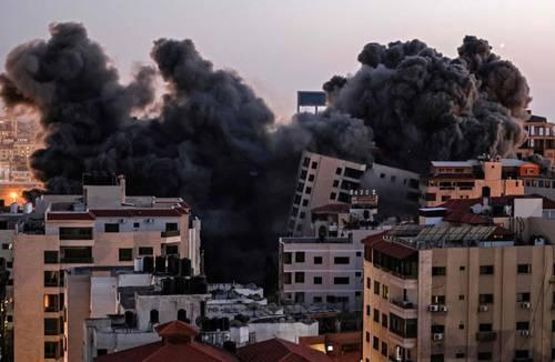 Gaza celebra un triste Eid mientras Hamas e Israel siguen con ataques
