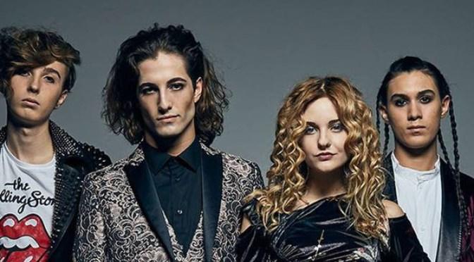 Banda callejera italiana de glam rock gana Eurovisión