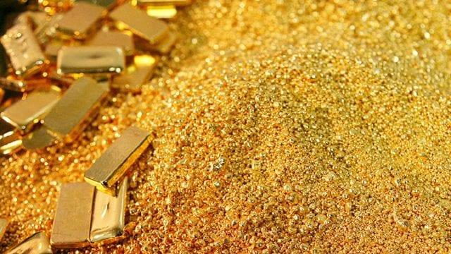 Precios del oro suben para rondar su máximo de tres meses