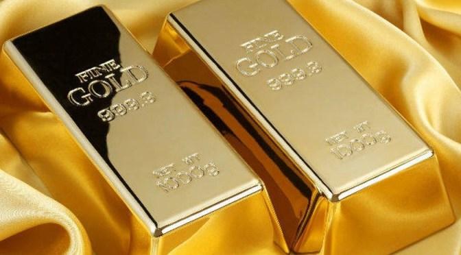 Precios de oro cayeron para romper con tendencia ganadora de cinco sesiones