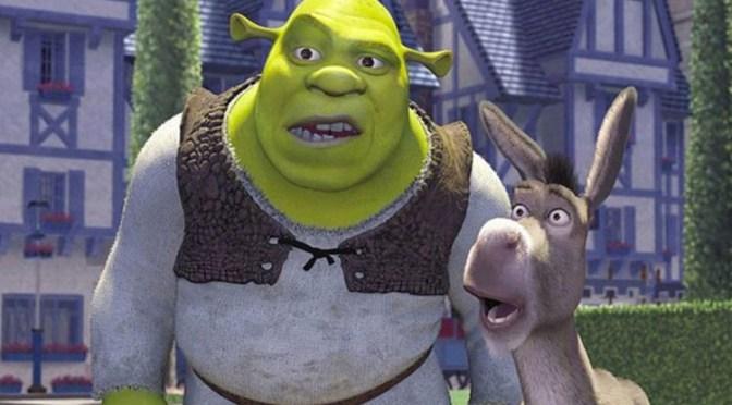 Shrek cumple 20 años