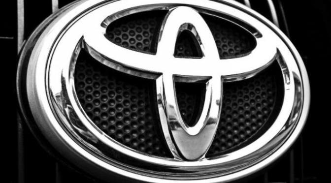 Toyota no se inmuta por la escasez de chips