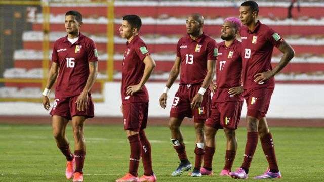 Ocho jugadores de Venezuela dan positivo a COVID-19 previo a su debut en la Copa América