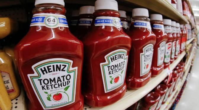 Kraft Heinz invertirá 199 millones de dólares en una planta de fabricación británica