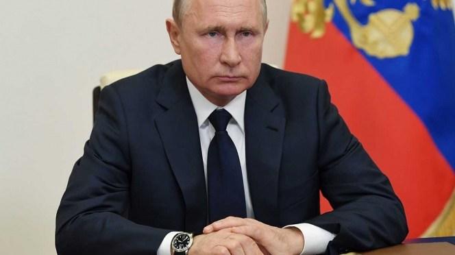 Putin confía en que Rusia pueda evitar otra cuarentena