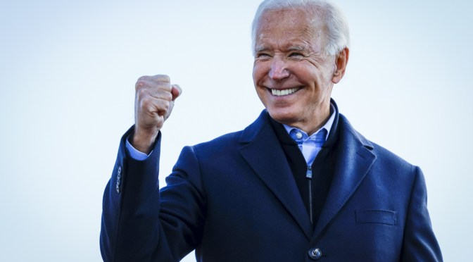 Biden busca enmendar las relaciones comerciales con Europa