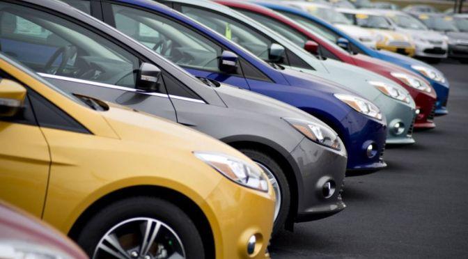 Ventas de automóviles de China cayeron 3% en mayo, primera caída en 14 meses