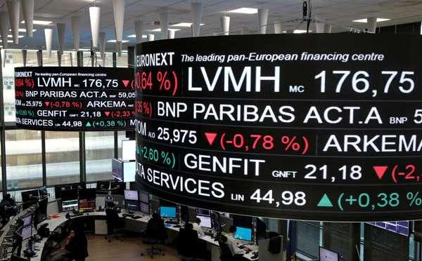Acciones globales aumentaron y el dólar se mantuvo estable