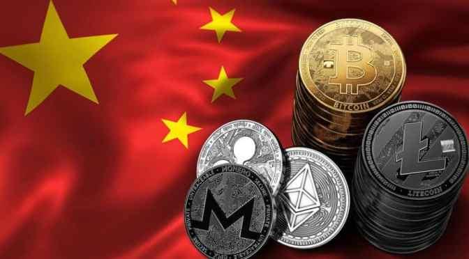 China bloquea varias cuentas de redes sociales relacionadas con criptomonedas