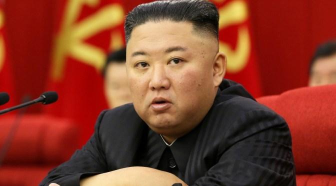 Kim Jong Un reprende a funcionarios por manejo de pandemia