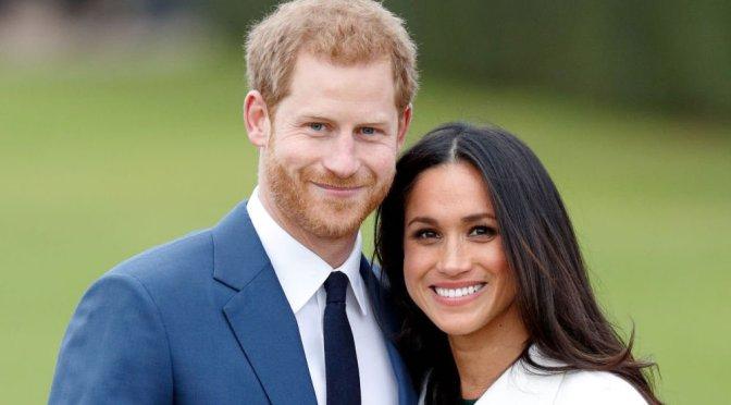 Meghan y Harry nombran a su nueva hija en honor a la reina Isabel y la Princesa Diana