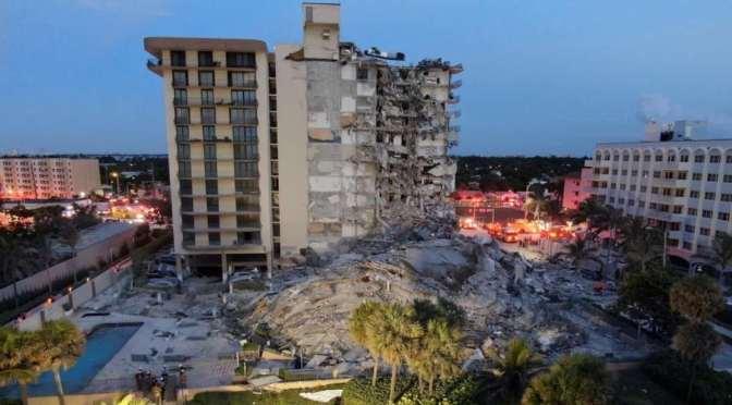 Reporte de 2018 reveló daños graves en condominio colapsado