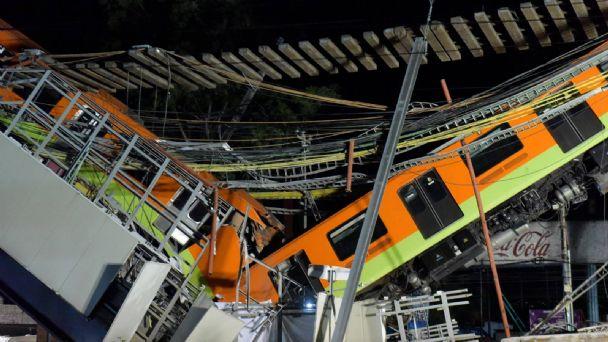 Investigación en el accidente del metro culpa a la falla estructural