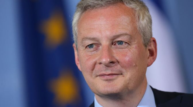 Francia creará un fondo de apoyo a las empresas de 3,000 millones de euros