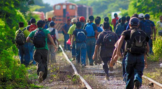 México y Estados Unidos firmarán acuerdo de migración durante visita de Kamala Harris