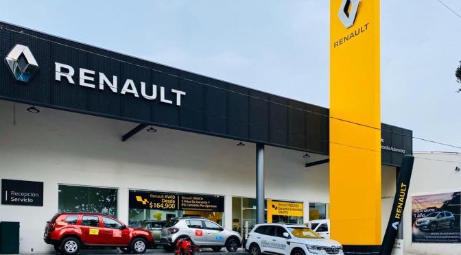 Renault es acusado de engaño por la sonda de diesel lanzada en 2017