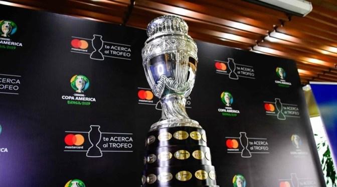 Mastercard no patrocinará la Copa América en Brasil