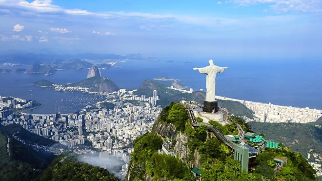 Actividad de servicios de Brasil crece en mayo, supera los niveles prepandémicos