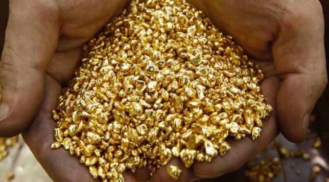 COVID mantiene las exportaciones de oro suizo moderadas en junio