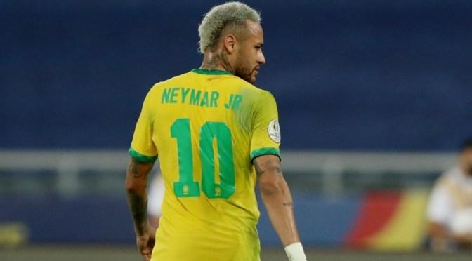 Jugar una final contra Argentina es la que siempre soñé jugar: Neymar