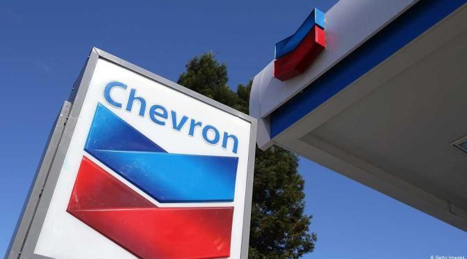 Chevron reporta su mejor ganancia en seis meses
