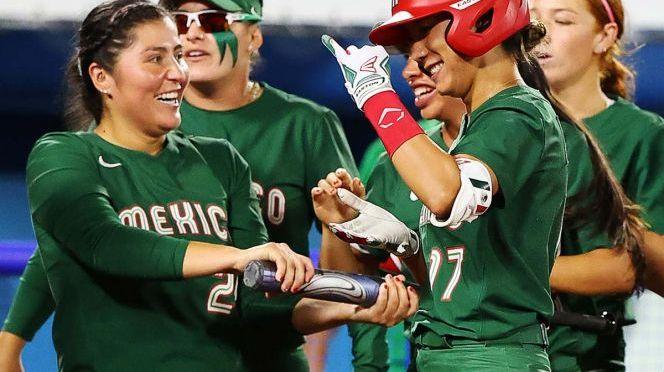 México vence a Australia y jugará por la medalla de bronce en softball