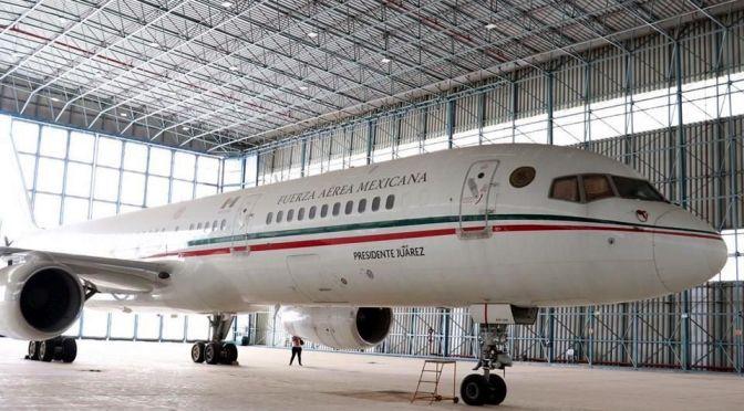 AeroMéxico y Delta Air Lines posibles compradores del avión presidencial: AMLO