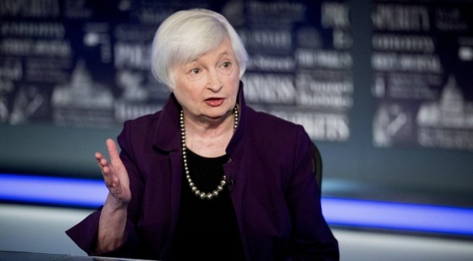 Yellen dice que tratará de abordar las preocupaciones de los países que se mantienen en el acuerdo fiscal